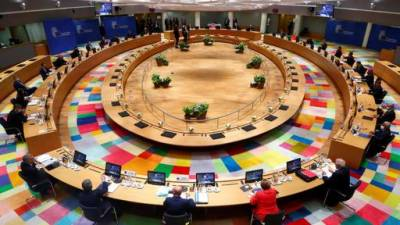 EU leaders meet to discuss $ 858 bln recovery fund amid pandemic July 18, 2020