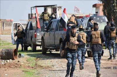 Iraq: Army commander killed in an attack by daesh millitants July 18, 2020