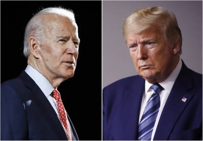 Biden takes lead over Trump in 2020 Presidential Poll July 20, 2020