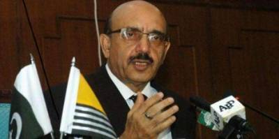 India committing CFVs to divert world attention from occupied Kashmir: Masood July 20, 2020