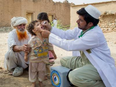 Special targeted anti-polio campaign begins across the country from today July 20, 2020