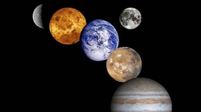 Spectacular sight: 5 planets together appeared in Karachi at midnight July 20, 2020