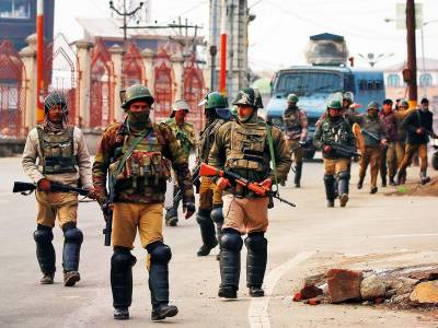 Incidents of suicide, fratricide among Indian troops increase in IOJ&K July 22, 2020