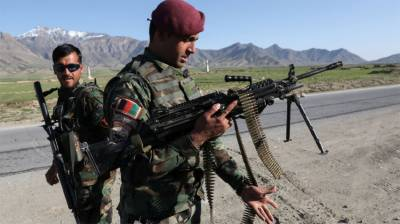 Nine Taliban killed in Afghanistan clash July 22, 2020