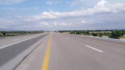 70% work on construction of D.I.Khan-Hakla Motorway completed July 23, 2020