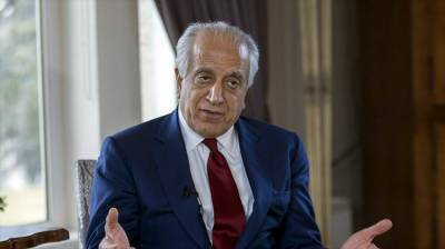 Afghan people want immediate start of peace negotiations: Zalmay July 23, 2020