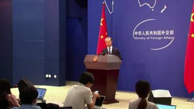 China warns it will be forced to respond after U.S. orders shutdown of Houston consulate July 23, 2020