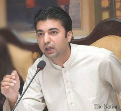 Ironic that scion of corrupt Zardari family raising fingers towards incumbent regime: Murad Saeed july 23, 2020