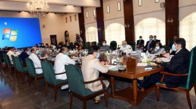 Sindh Cabinet accords approval to new security features number plates for vehicles July 23, 2020