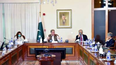 Cultural diplomacy vital to highlight positive image of Pakistan: FM July 24, 2020