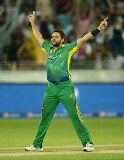 Pakistan legend Shahid Afridi makes insanely shocking claim about the India team