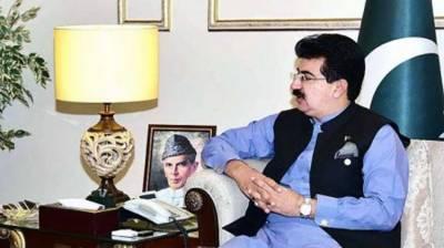 Chairman Senate & Punjab, Balochistan CMs discuss issues of mutual interest July 25, 2020