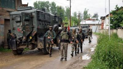 Indian troops martyr two Kashmiri youth in Srinagar July 25, 2020