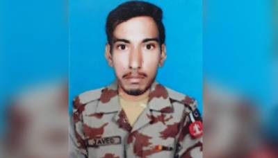 One Soldier martyred in terror attack near Pidarak area in Balochistan July 25, 2020