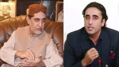Sardar Akhtar Mengal meets Bilawal Bhutto, July 25, 2020