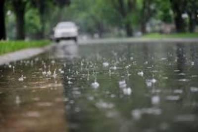 Third spell of heavy rainfall to begin in Karachi from Sunday, July 25, 2020