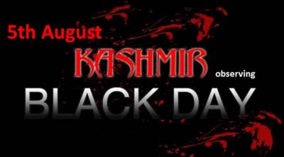 APHC reiterates call for strike, Black Day on August 5 in occupied Kashmir July 27, 2020