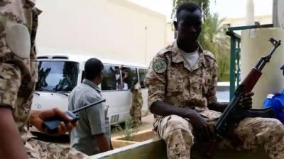 Armed attack kills 60 in Sudan July 27, 2020