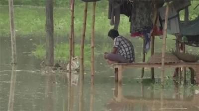 Floods kill 10 in India July 27, 2020