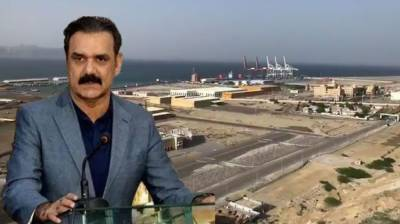 Gwadar has potential to become a global city: Asim Bajwa July 27, 2020