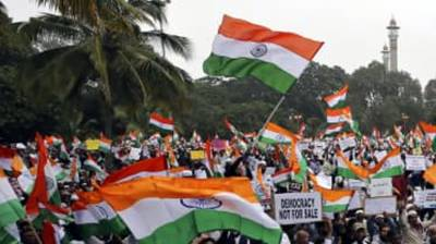 India's main opposition party organizing nationwide protests today against ruling BJP July 27, 2020