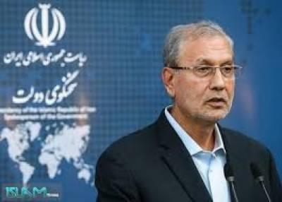 Iran gov't spokesman tests positive for COVID-19, july 27, 2020
