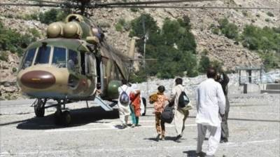NDMA concludes GLOF rescue operation in Chitral July 27, 2020