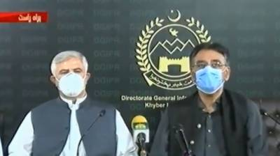 Planning Minister lauds KP Govt's steps to contain Covid-19 spread July 27, 2020