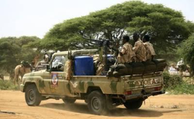 Sudan sends more troops to Darfur July 27, 2020