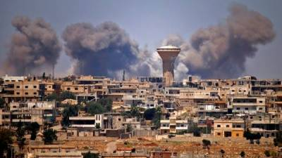 Syria: 3 govt soldiers killed in a car bomb explosion July 27, 2020