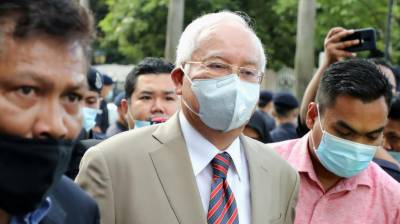 Malaysian former PM sentences to 12 years, fined for abuse of power July 28, 2020