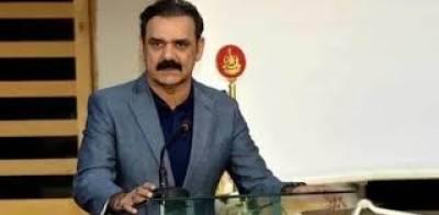 Manshehra-Thakot Expressway opens for traffic: Asim Bajwa july 28, 2020