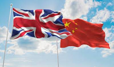 UK Foreign Secretary call with Chinese Foreign Minister July 29, 2020