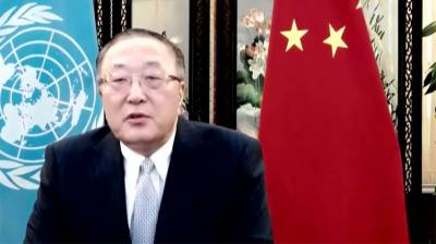 China urges US to immediately lift unilateral sanctions against Syria July 30, 2020