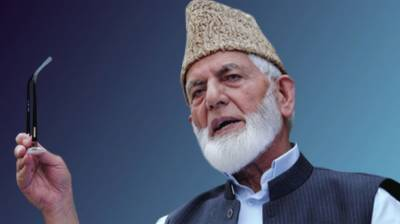 Gilani appeals Kashmiri people to pay special attention to families of martyrs and detainees July 30, 2020
