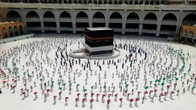 Hajj pilgrims to perform Waqoof-e-Arafat today July 30, 2020