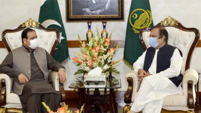 Information Minister, CM Punjab discuss political situation July 30, 2020