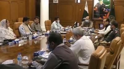 Situation regarding coronavirus improved in Balochistan: CM July 30, 2020