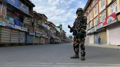 Curfew, restrictions intensified in IIOJK ahead of Yaum-e-Istehsal August 04, 2020