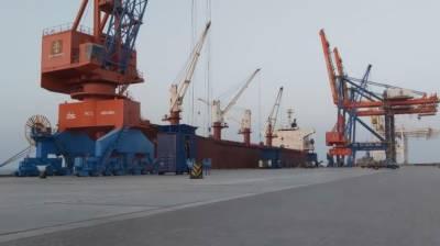 Economic activities in full swing at Gwadar Port AUG 04, 2020