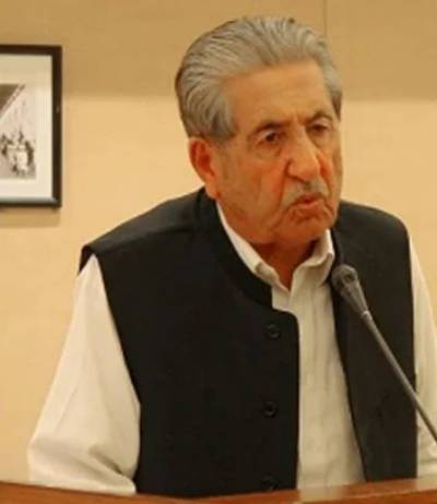 Ex--GB Governor Pir Karam Ali Shah passes away Aug 04, 2020
