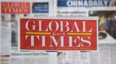 India always treated South Asian neighbours with hegemonic attitude: Global Times Aug 04, 2020