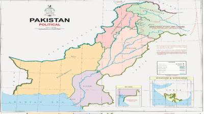 PM unveils new political map of country August 04, 2020