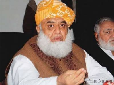 All Ummat Muslima supports Kashmiris against Indian brutality: Maulana Fazlur Rehman Aug 05, 2020