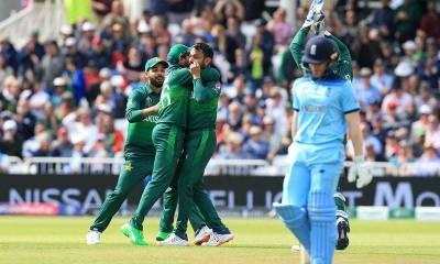 England v Pakistan 1st Test scoreboard Aug 05, 2020