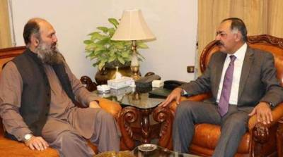 Governor, CM Balochistan urge world to raise their voice for rights of Kashmiris August 05, 2020