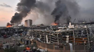 Lebanon: 73 killed, about 3,700 injured in massive explosion August 05, 2020