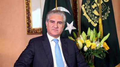 Qureshi challenges Modi to visit AJK, allow Imran to Srinagar to test policies' efficacy Aug 05, 2020