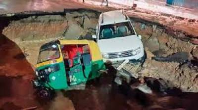 Seven die as a Rikshaw fell into River Indus in Upper Kohistan Aug 05, 2020