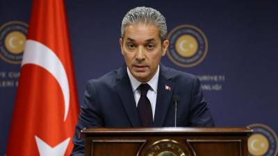 Turkey strongly opposes annulment of special status of Kashmir August 05, 2020